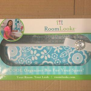 Roomlookz Acrylic Tabletop Caddy Organizer Bin